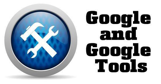 Google Tool Part 1