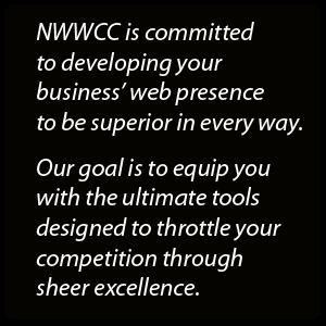 NWWCC began primarily as a web development company