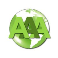 AAA Heating and Cooling Go Green Logo
