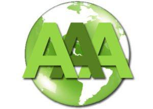 AAA Green Logo