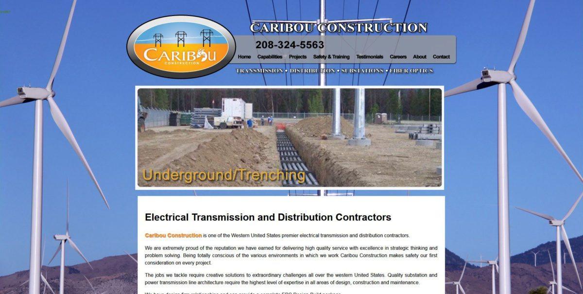 Caribou Construction