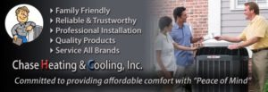 Chase Heating Company Linkedin Banner
