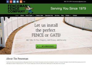 Fenceman-Fence-Company-Web-Site 2017