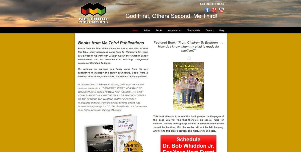 Me Third Publications