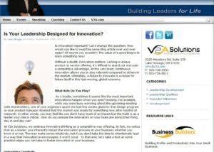 Larry Briggs Web Site
