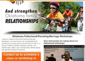 Oklahoma Family Project Web Site