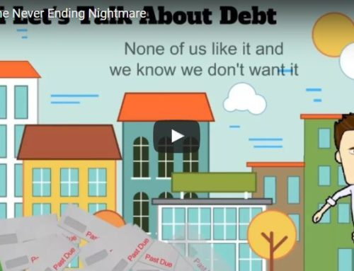 Let's Talk Debt