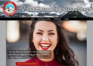 Vista Executive coaching